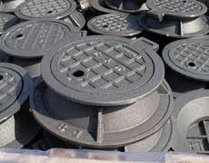 Grey Cast Iron ASTM A48 Gray Iron IS-210 9