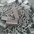 Electrical Pure Iron Rods Bars Strips 10