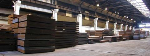 CORTEN A Steel Plate S355J0WP EN 10025-5 1