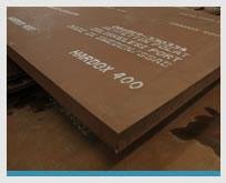 HARDOX 400 Plates Average Hardness 400BHN