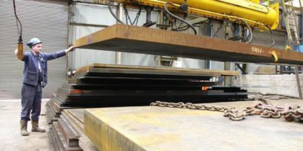 S355JR / S355JO / S355J2 EN10025-2 Hot Rolled Coil & Plate 1