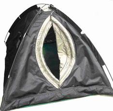 便携式单人信息保密帐篷