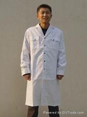 防辐射微波屏蔽工作服