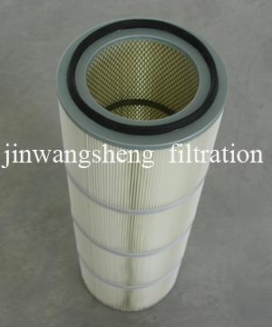 供应(华芯)聚酯纤维除尘滤筒K3290 1