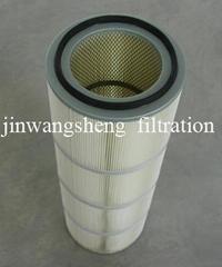 供應(華芯)聚酯纖維除塵濾筒K3290