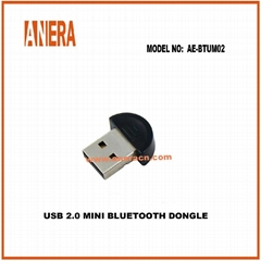 USB 2.0 MINI BLUETOOTH DONGLE