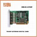 TE405P ASTERISK DIGITAL CARD