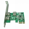 PCI-E TO 1394 2PORT 6315 CHIPSET