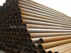 Steel Pipe /seamless pipe/ welded pipe ASTM A53