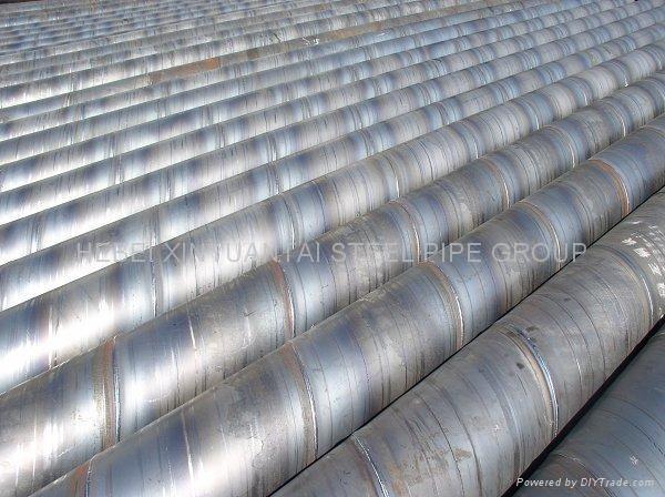 Welded Steel Pipe Astm A53 Erw Steel Pipe Sch40 Srl Erw Pipe. Spiral Welded Steel Pipe And Steel ...