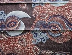 quali wax printed fabric
