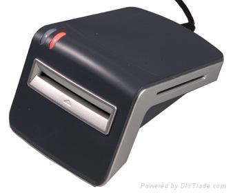 社保认证T6接触式IC卡读写器 1
