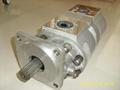 大连叉车齿轮泵KYB液压泵TP