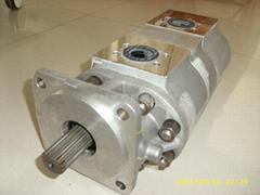 大連叉車齒輪泵KYB液壓泵TP20350-250C