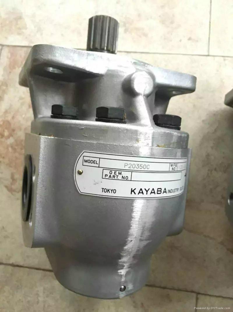 供应全新进口KYB齿轮泵 1