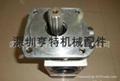 大连叉车齿轮泵KYB液压泵TP20350-250C 2