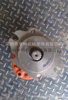 KYB hydraulic gear  pump KFP51100CSMSL for forklift 1