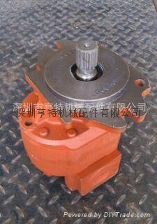 KYB hydraulic gear  pump KFP51100CSMSL for forklift 3