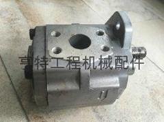 供應原裝進口KYB齒輪泵 KRP4-17CPN