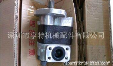 KAYABA 齿轮泵 3