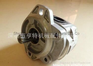 大連叉車齒輪泵KRP4-7AGDDHJ 2