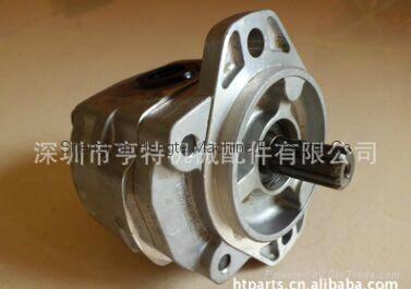 大连叉车齿轮泵KRP4-7AGDDHJ 3