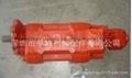 LOADER HYDRAULCI  PUMP KFP5145-63-KP1013CYRF 2