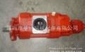 TCM裝載機85Z 三聯泵KFP5145-63-KP1013CYRF 3