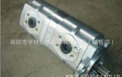长期专业供应 KAYABA 进口液压泵 KRP4-30-23CKNDD