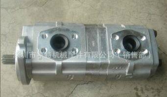 长期专业供应 KAYABA 进口液压泵 KRP4-30-23CKNDD 3
