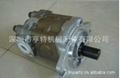 全新進口島津齒輪泵SGP2B44-L968 SHIMADZU GEAR PUMP 2