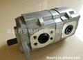 KYB齿轮泵 KRP4-14-