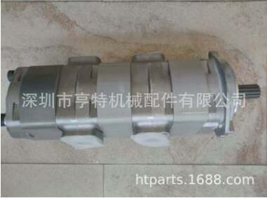 島津液壓泵ST-252527L825 旋挖鑽機齒輪泵 SHIMADZU液壓泵 叉車齒輪泵利渤海爾 1