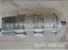 島津液壓泵ST-252527L825 旋挖鑽機齒輪泵 SHIMADZU液壓泵 叉車齒輪泵利渤海爾