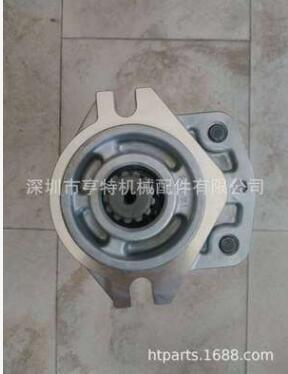 岛津液压泵ST-252527L825 旋挖钻机齿轮泵 SHIMADZU液压泵 叉车齿轮泵利渤海尔 2