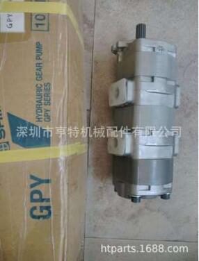 島津液壓泵ST-252527L825 旋挖鑽機齒輪泵 SHIMADZU液壓泵 叉車齒輪泵利渤海爾 4