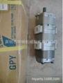 岛津液压泵ST-252527L825 旋挖钻机齿轮泵 SHIMADZU液压泵 叉车齿轮泵利渤海尔 4
