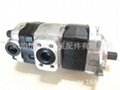KYB HYDRAULIC PUMP KFP2233-19AAEL FOR Loder  CRANE DIRLLing MACHINE 2
