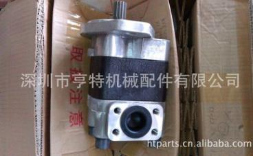 批發工程機械配件KYB液壓泵KFP3250CFMSS齒輪泵吊車泵裝載機泵  1