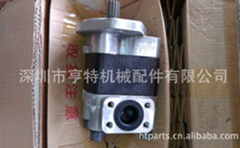 批发工程机械配件KYB液压泵KFP3250CFMSS齿轮泵吊车泵装载机泵