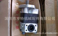 批發工程機械配件KYB液壓泵KFP3250CFMSS齒輪泵吊車泵裝載機泵
