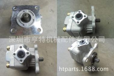 KYB齿轮泵KP0570ANSS吊车泵三菱Mitsubishi mt2300D泵GP1-20AVX机械及行业设备 1