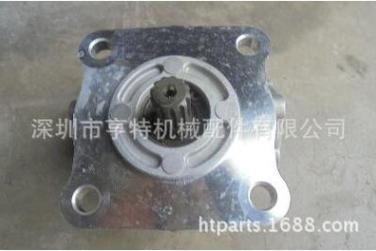 KYB齿轮泵KP0570ANSS吊车泵三菱Mitsubishi mt2300D泵GP1-20AVX机械及行业设备 3
