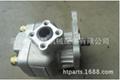 KYB齿轮泵KP0570ANSS吊车泵三菱Mitsubishi mt2300D泵GP1-20AVX机械及行业设备 4