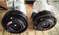 KATO加藤北起多田野吊车配件 一汽解放加藤NK550VR修理包 空调压缩机 1
