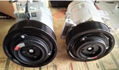 加藤北起多田野吊車配件 一汽解放加藤NK550VR修理包 空調壓縮機