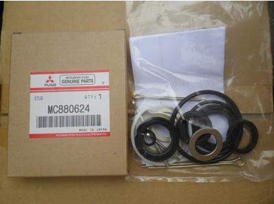 KATO加藤北起多田野吊車配件 一汽解放加藤NK550VR修理包 空調壓縮機 2