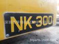 KATO加藤NK-300吊車配件原裝拆車配件加藤前橋中橋后橋差速器 3