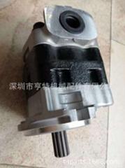 长期批发供应原装进口KYB齿轮泵KFP2333CFJS