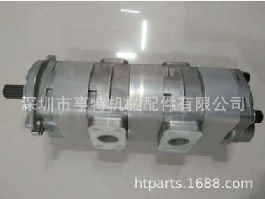 SHIMADZU ST-272727L858 GEAR  PUMP FOR  TCM WHEEL LOADER  DRILLING MACHINE 1